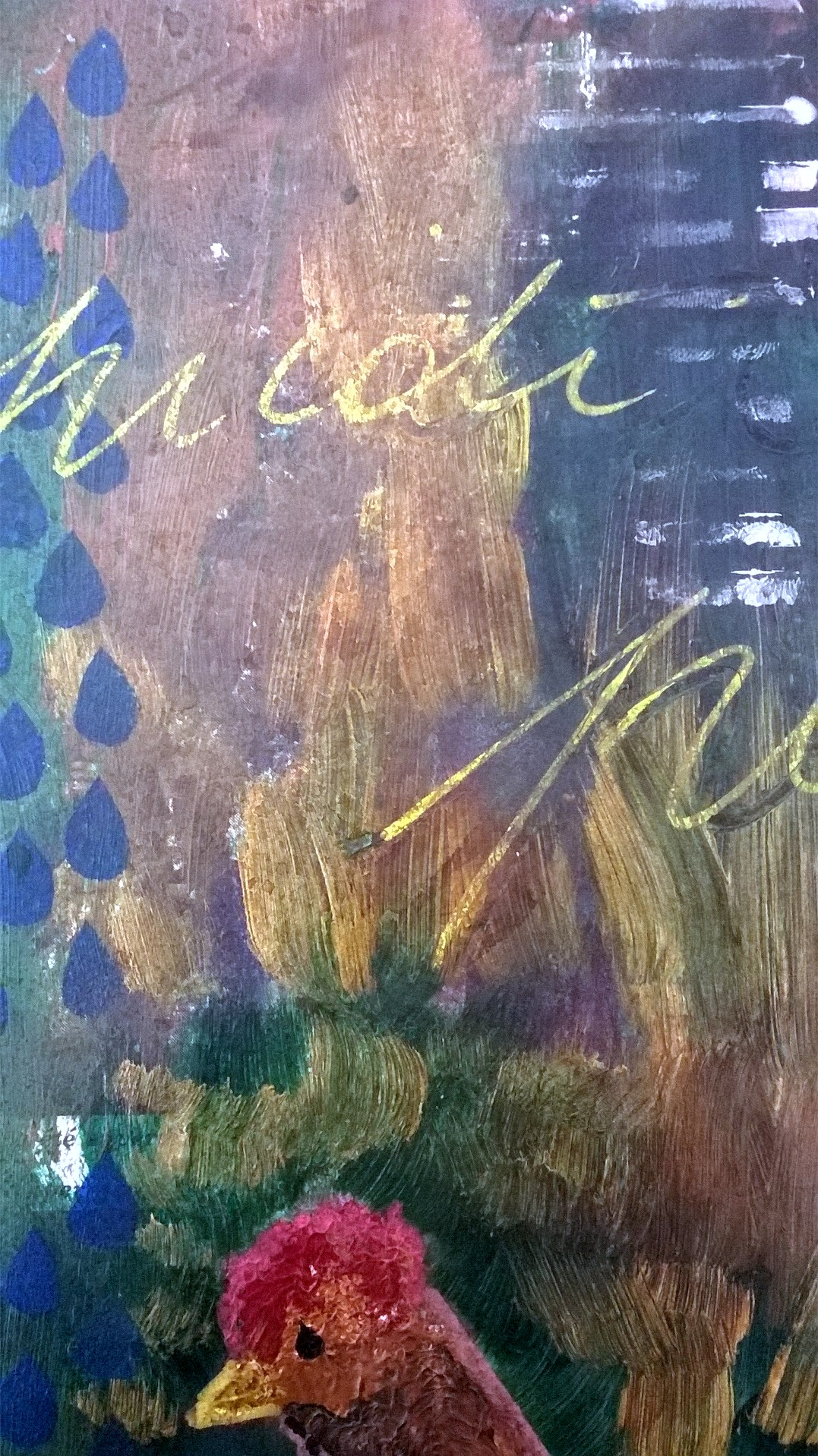 Mixed Media – 100 Artworks – #39 Picoti Picota – 01