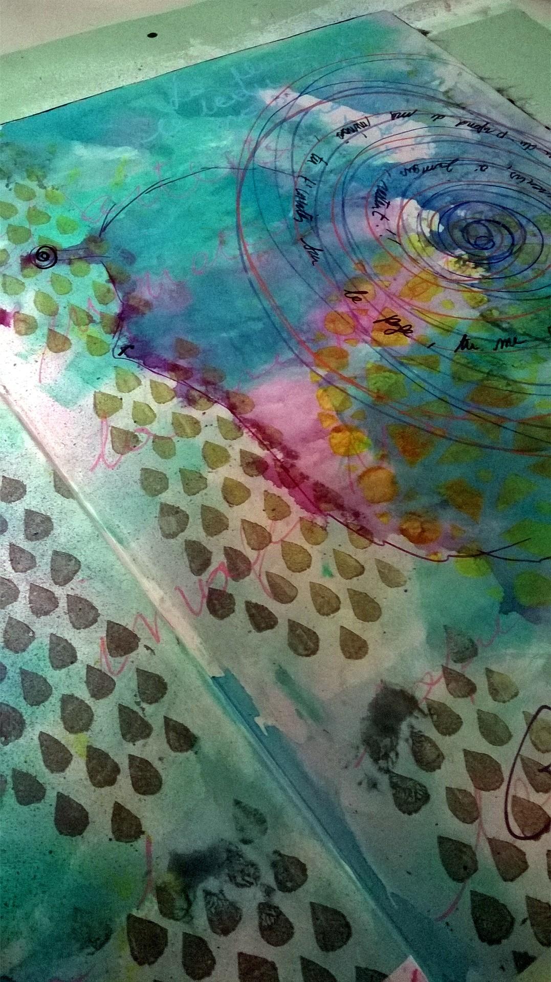 Journal Artiste – 06 Caricole