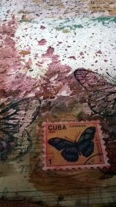 Mixed Media - I wish I was a Butterfly