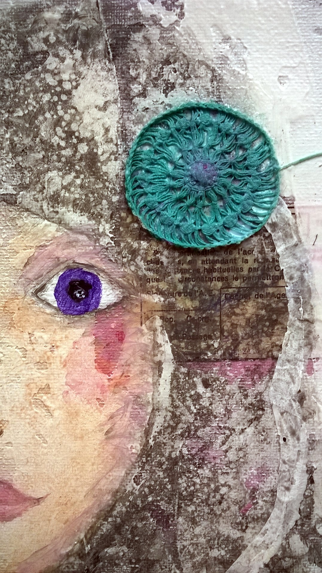 Mixed Media – Let me Read your Soul 05