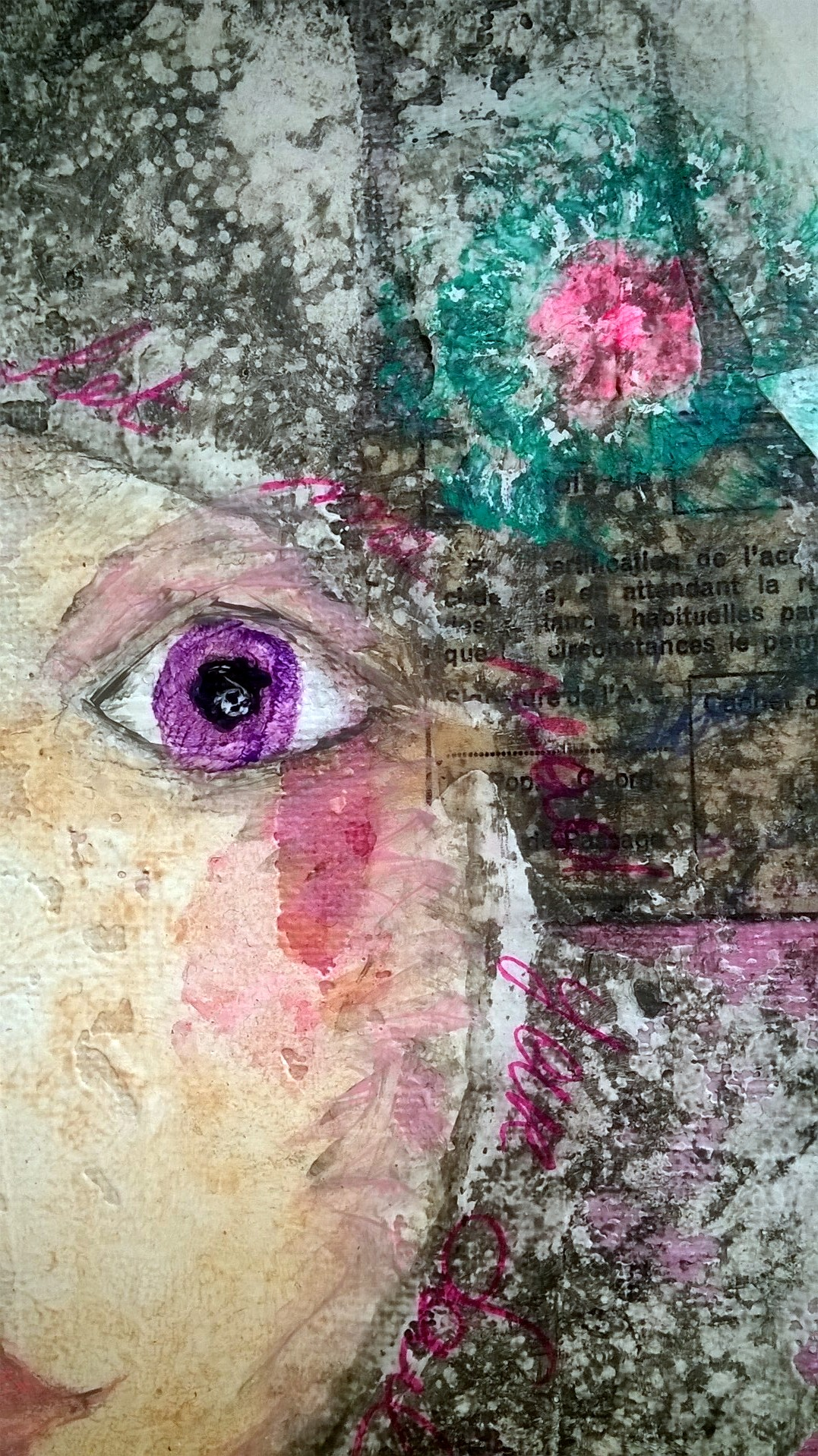 Mixed Media – Let me Read your Soul 11