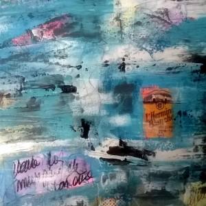 Mixed Media - Ecoute la musique de ton âme
