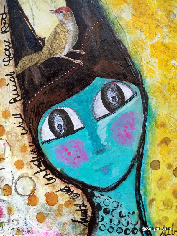 Mixed Media – Truth and Confidence