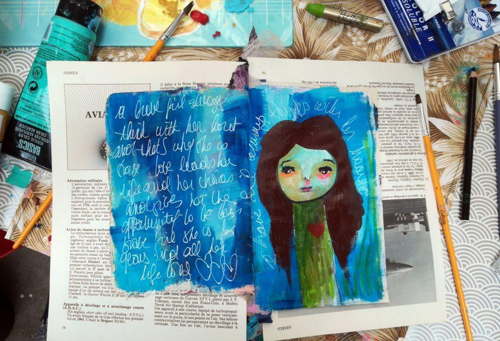 Journal d'artiste