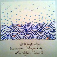 Défi #31days to let go - 112