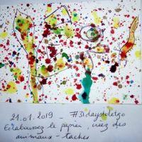 Défi #31days to let go - 169