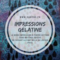 Impressions gélatine