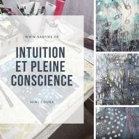 Visuel Intuition et pleine conscience