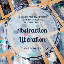 atelier en ligne, peinture abstraite, peinture intuitive