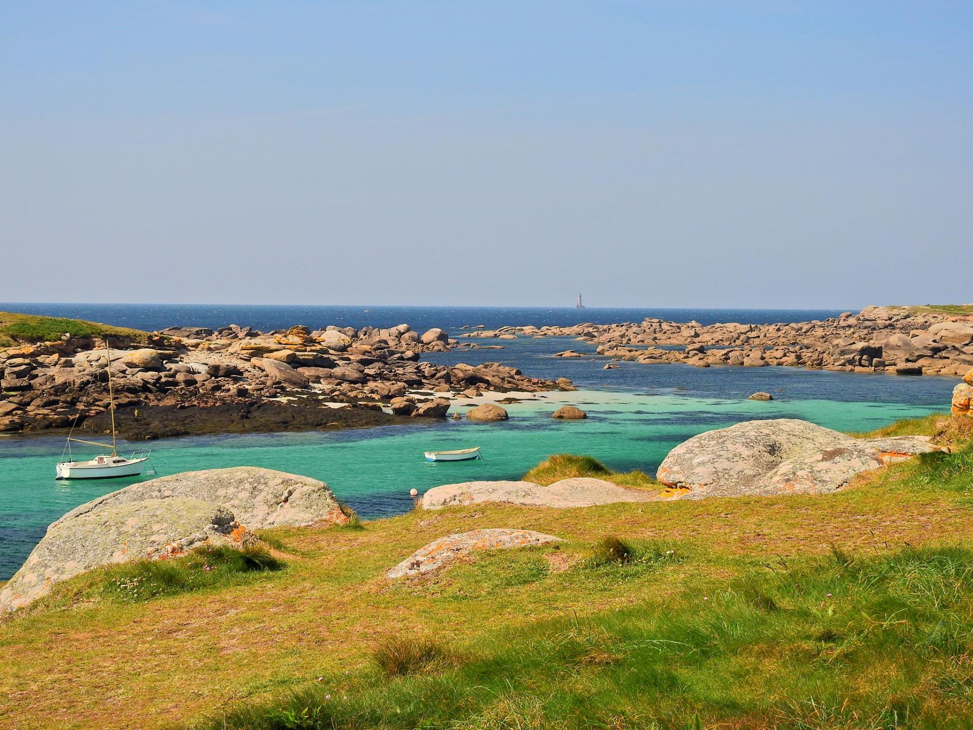 bord de mer, paysage breton, bretagne