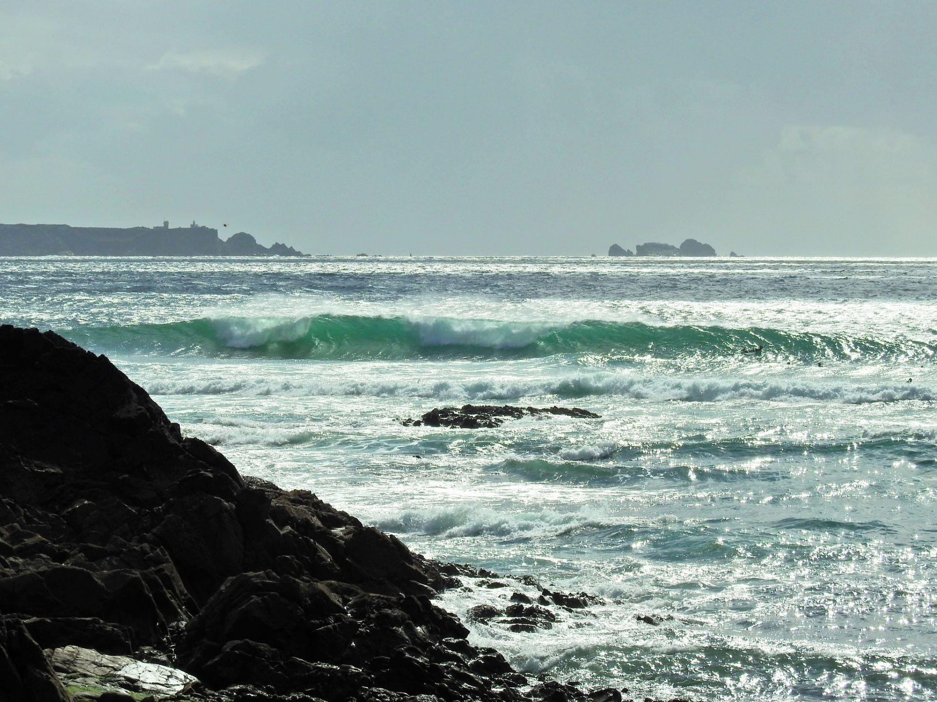 petit minou, bretagne, océan, paysage breton
