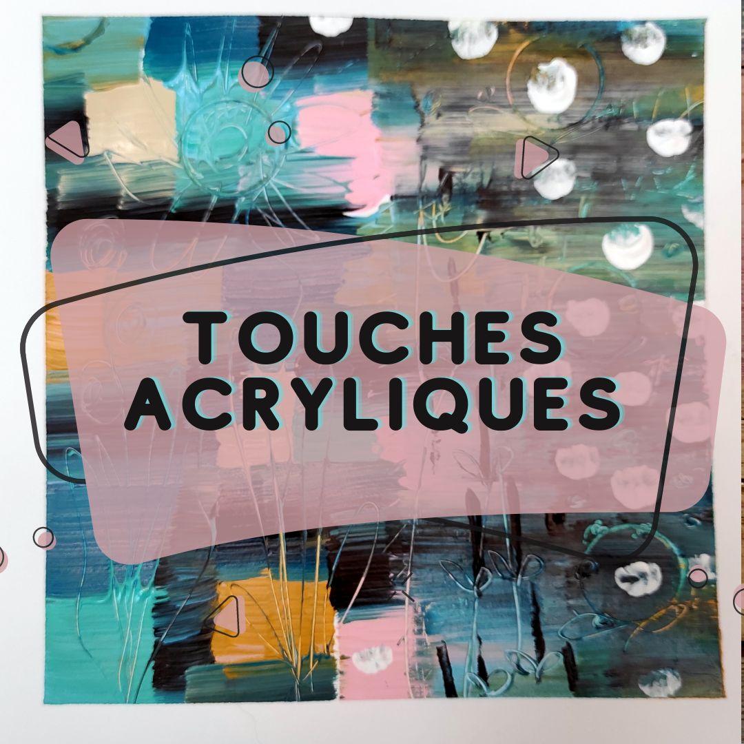astuce art, tuto art, détente, bien être, acrylique